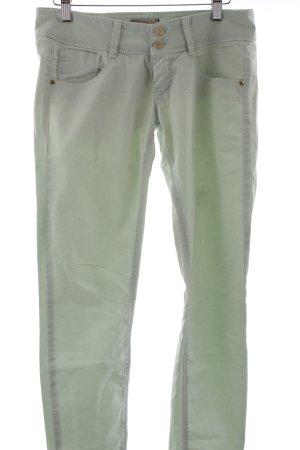 Met in Jeans Hüfthose graugrün Casual-Look