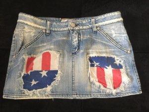 MET Italy Jeans Minirock