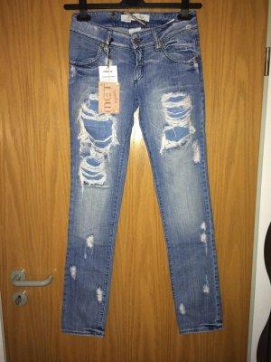 MET Jeans Destroyed Look Gr.28