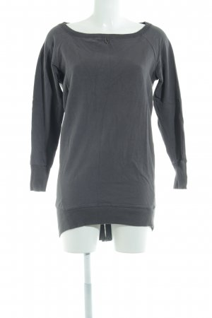 MET Sweater Dress anthracite casual look