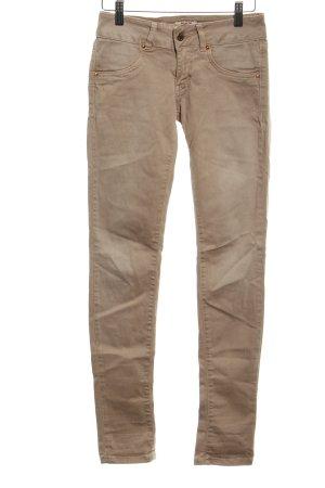 MET Skinny Jeans beige Casual-Look