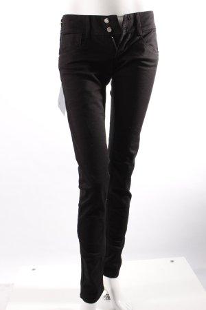 MET Skinny Jeans schwarz
