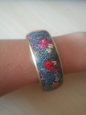 Bijou Brigitte Bangle multicolored metal