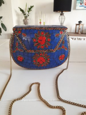 beclaimed vintage Handbag multicolored