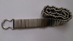 Metall Stretch Hüftgürtel Taillengürtel