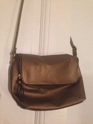Chanel Crossbody bag bronze-colored