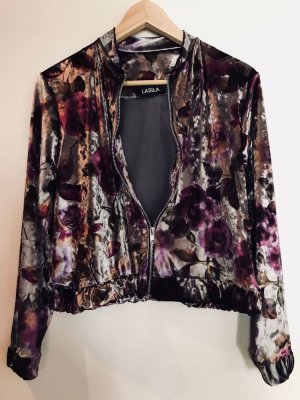 Bomber Jacket multicolored polyester