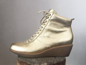 Metallic Lederstiefelette von Flip Flop