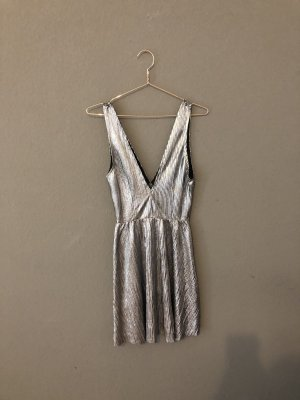 Metallic Party Kleid