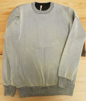 Metallic Pullover von Sweewe Paris