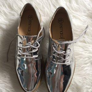 Metallic Schuhe Gr.38