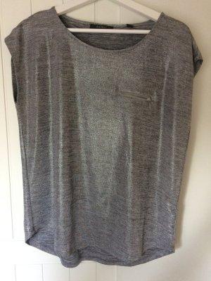 Metallic Silber Shirt Esprit