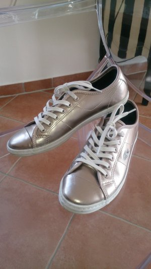 Metallic Sneaker von Lacoste