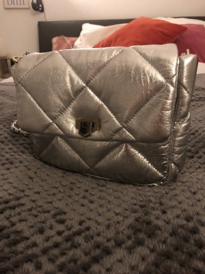 Metallic Tasche