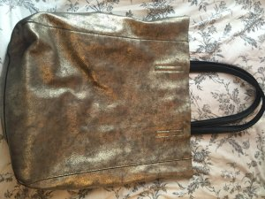 Metallic Tasche Blogger