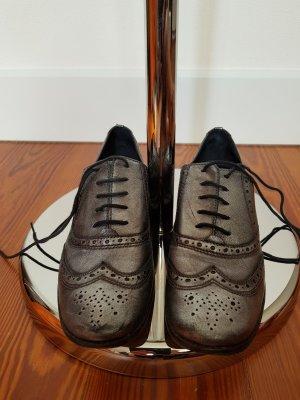ASH Lace Shoes silver-colored