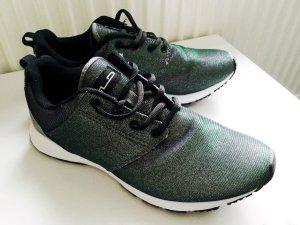 metallicfarbene Sneaker (40)