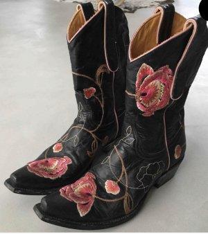 Zapatos multicolor Cuero