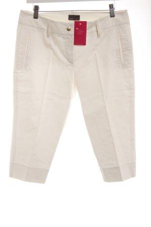 Mexx Pantalone a 3/4 crema stile casual