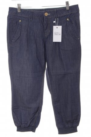 Mexx 3/4 Length Trousers steel blue casual look