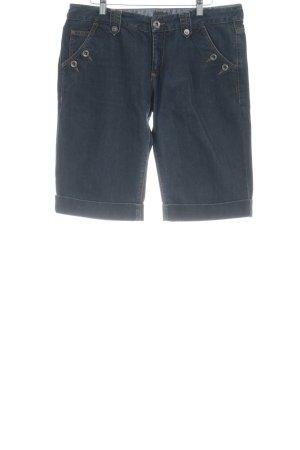 Mexx Jeans a 3/4 blu scuro stile casual