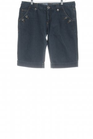 Mexx 3/4 Jeans dunkelblau Casual-Look