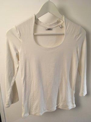 Mexx 3/4 Sleeve white Sweatshirt