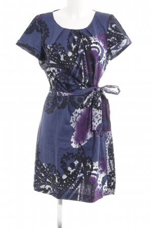 Mexx A-Linien Kleid Farbtupfermuster Elegant