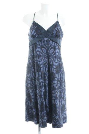 Mexx A-Linien Kleid florales Muster Elegant