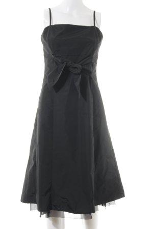 Mexx A-Linien Kleid schwarz Elegant
