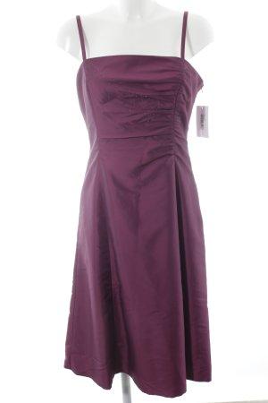 Mexx Abendkleid magenta-violett Casual-Look