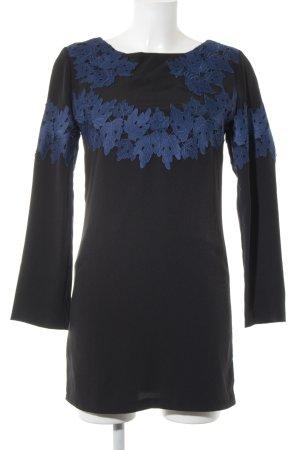 Mexx Abendkleid schwarz-dunkelblau Elegant