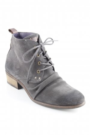 Mexx Ankle Boots dunkelgrau Casual-Look