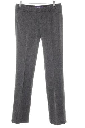 Mexx Pantalon de costume gris foncé-gris style d'affaires