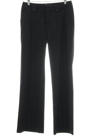 Mexx Pantalon de costume rayure fine style d'affaires