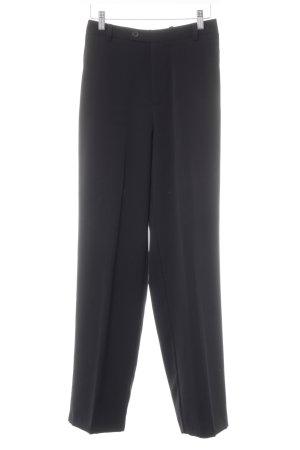 Mexx Pantalon de costume noir style d'affaires
