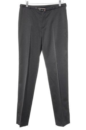 Mexx Pantalone da abito nero stile professionale