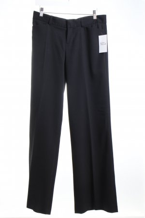 Mexx Anzughose schwarz Eleganz-Look