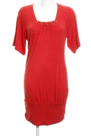 Mexx Balloon Dress red extravagant style