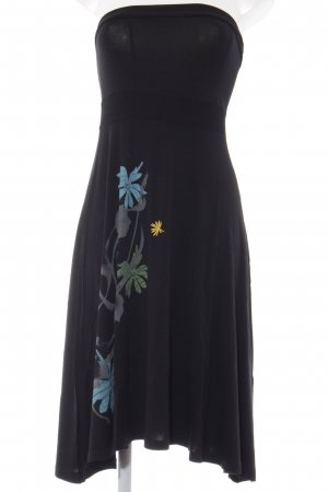 Mexx Bandeaukleid florales Muster Casual-Look