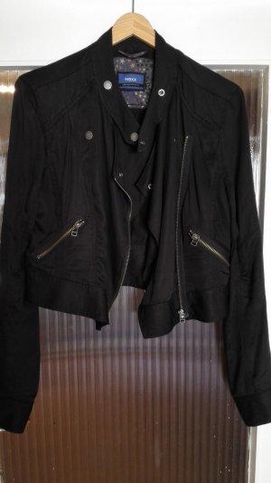 Mexx Biker-style Jacke, dünnes Material für den Sommer
