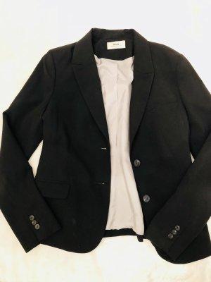 Mexx Blazer smoking nero-bianco