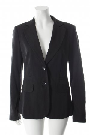 Mexx Blazer anthrazit Nadelstreifen Business-Look