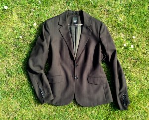 Mexx Tailleur-pantalon brun foncé