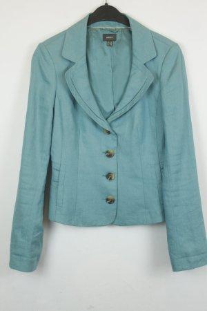 Mexx Short Blazer cadet blue linen