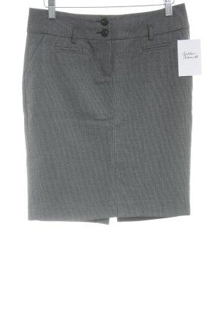 Mexx Bleistiftrock schwarz-weiß Hahnentrittmuster Elegant