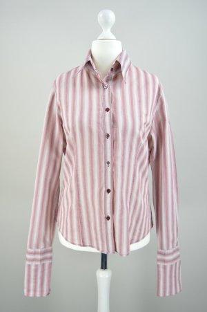 Mexx Bluse gestreift pink Größe 40