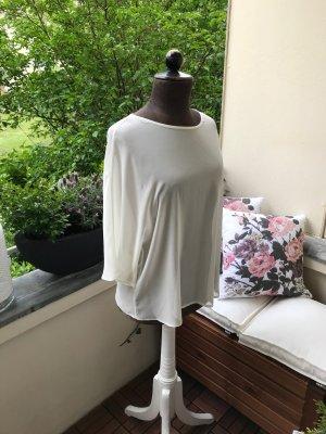Mexx Blusa transparente blanco puro-blanco
