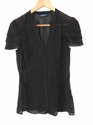Mexx Bluse schwarz Gr. 38 WIE NEU