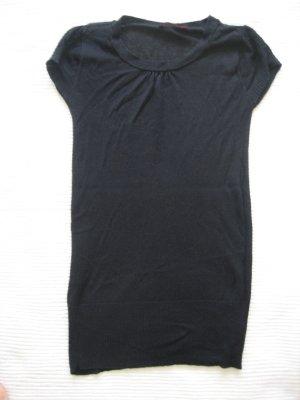 mexx bluse tunika schwarz gr xs 34